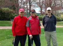 Dick Dennison, Howie Prior, Tucker Vye